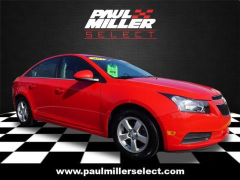 Pre-Owned 2014 Chevrolet Cruze 1LT Auto FWD 1LT Auto 4dr Sedan w/1SD