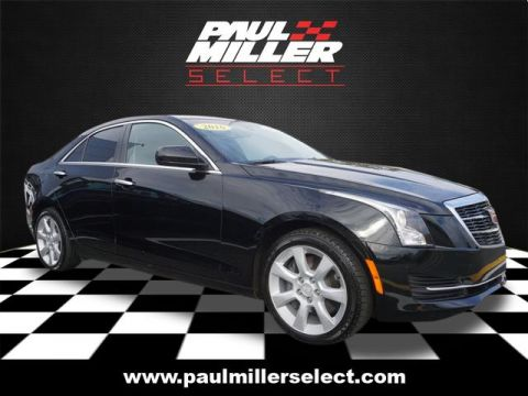Pre-Owned 2016 Cadillac ATS 2.0T AWD