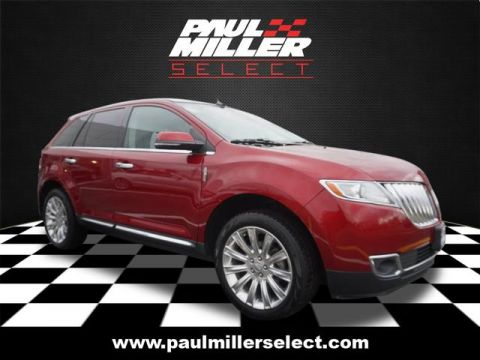 Pre-Owned 2014 Lincoln MKX Base AWD