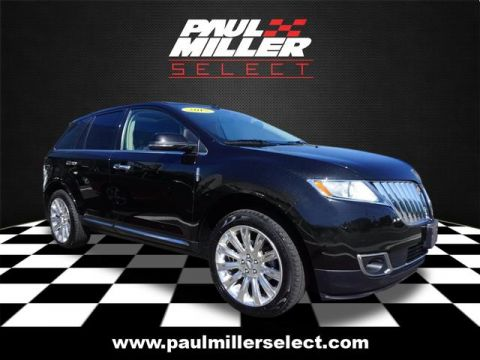 Pre-Owned 2015 Lincoln MKX Base AWD