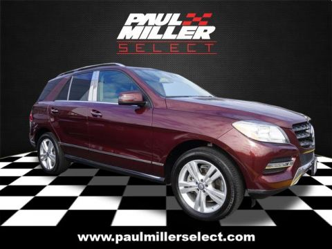 Pre-Owned 2015 Mercedes-Benz M-Class ML 350 4MATIC® AWD