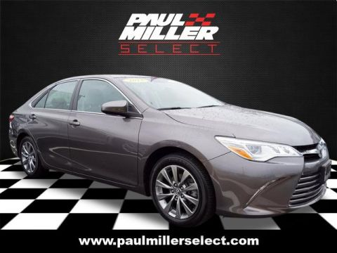Pre-Owned 2015 Toyota Camry XLE V6 FWD XLE V6 4dr Sedan