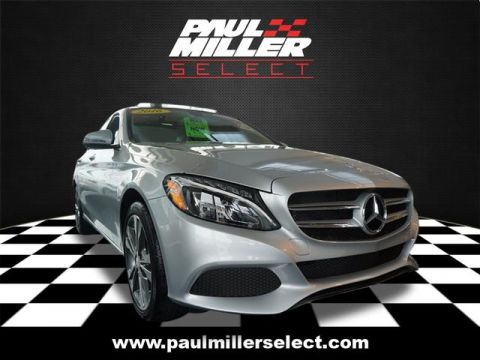 Pre-Owned 2016 Mercedes-Benz C-Class C 300 Sport 4MATIC® AWD
