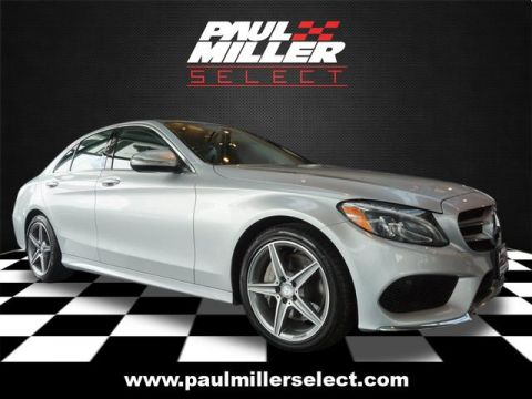 Pre-Owned 2015 Mercedes-Benz C-Class C 400 4MATIC® AWD