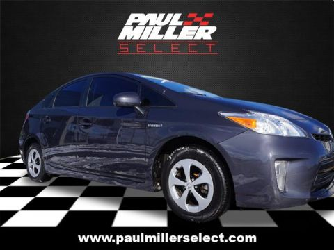 Pre-Owned 2015 Toyota Prius Two FWD Two 4dr Hatchback