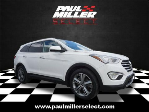 Pre-Owned 2015 Hyundai Santa Fe Limited AWD