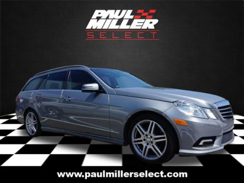 Pre-Owned 2011 Mercedes-Benz E-Class E 350 Luxury 4MATIC® AWD