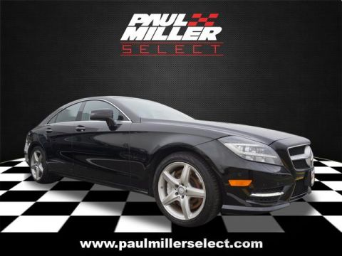 Pre-Owned 2014 Mercedes-Benz CLS CLS 550 4MATIC® AWD