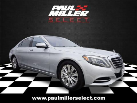 Pre-Owned 2014 Mercedes-Benz S-Class S 550 4MATIC® AWD