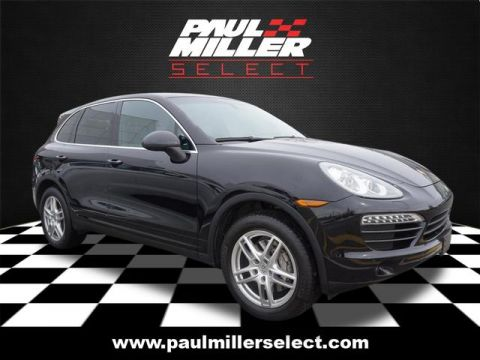 Pre-Owned 2014 Porsche Cayenne Base AWD